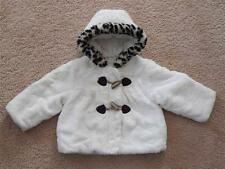 Rothschild coat jacket sz 18 months baby girl clothes Christmas faux fur