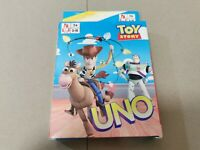 UNO playing cards game TOY STORY - FAMILLY CARD BOARD GAME - FREE SHIPPING
