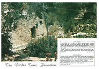 Jerusalem: The Garden Tomb, Israel, Palestine Rare Vintage Postcard