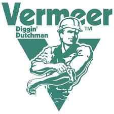Vermeer Decals Wood chipper Stump Grinder