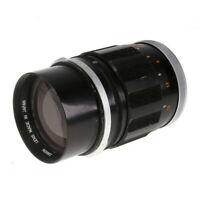 Canon 135mm F/2.5 Breech Lock FL Mount Telephoto / Long Lens {58} - (UG)