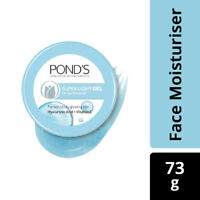 Ponds Super Light Gel Oil Free Moisturiser 73gm For Non Sticky Glowing Skin