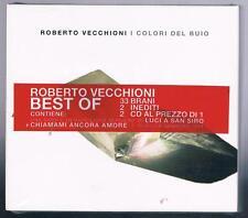 ROBERTO VECCHIONI I COLORI DEL BUIO BEST OF (MINA) - 2 CD SIGILLATO!!!