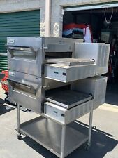 Lightly Used Industrial Pizza Electric Oven Lincoln Inpinger 2 Express Fastbake