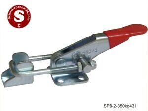 Bügelspanner / Verschlußspanner - Haltekraft: 350 kg