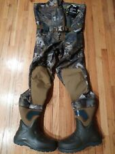 New Sitka Delta Zip Wader 50169 Timber Size Large boot 12