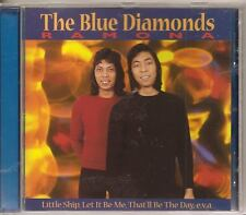 THE BLUE DIAMONDS Ramona DUTCH CD ALBUM ROTATION