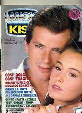 KISS # Mensile di Fotoromanzi - Anno X - N.114 # 27 Gennaio 1987 Lancio