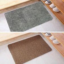 Latex Backing Indoor Doormat Non Slip Super Absorbs Mud Door Mat Floor Carpets
