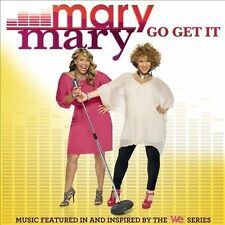 Go Get It by Mary Mary (CD, May-2012, Columbia (USA))