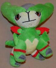 "6"" Virizion # 640 Pokemon Plush Dolls Toys Stuffed Animals Grass Fighting Legend"