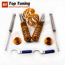 Suspensions Coilovers Adjustable Lowering Kit for 98-06 BMW E46 3-Series Struts