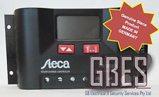 Steca PR Series 20A Solar Regulator 12V/24V WITH LCD - GENUINE STECA PRODUCT