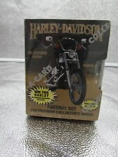 New 1993 Harley-Davidson 100 Collector's Cards Series 3 Factory Set Hologram