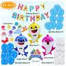 Baby Shark Party Supplies - Baby Shark Birthday Decorations