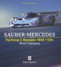 Book SAUBER-MERCEDES – The Group C Racecars 1985-1991: World Champions