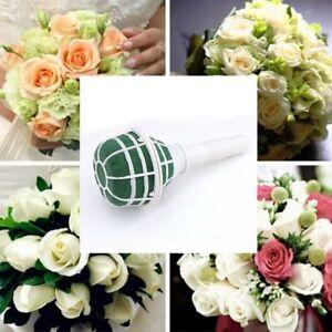 Decoration Bouquet Handle Bridal Floral Foam Wedding Supplies Flower Holders