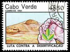 Scott # 428 - 1981 - ' Desert Erosion Prevention Campaign '