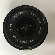 FUJIFILM FUJINONN XC 15-45mm f/3.5-5.6 OIS PZ X-Mount Lens Black ( White Box )