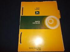 John Deere 8640 Tractor Parts Manual Book Pc-1636