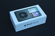 Apple iPod Classic 160GB (Black) 7th Generation (Latest firmware: 2.0.5) Mint