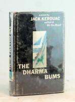 Jack Kerouac First Edition 1958 Dharma Bums Beat Generation Hardcover w/DJ