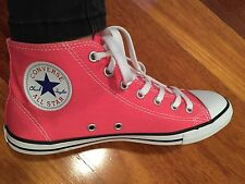 Brand New Authentic CONVERSE All Star Chuck Taylor Women's Hightops. Size -7