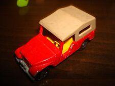 Vintage Matchbox No.53 Cj8 Diecast Jeep