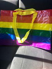 BRAND NEW IKEA Rainbow Pride Bag
