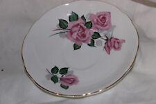 Vintage Regency Tea Cup Saucer Pink Roses