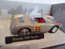 Porsche 550a Spyder - #55 1/43 Model Car. Cararama
