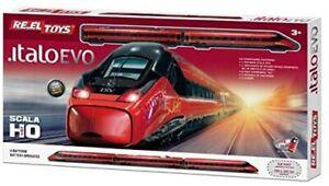 Re.el toys Treno Italo Evo B O - Re El Toys