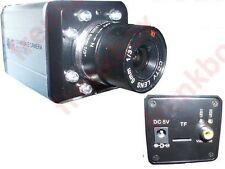 Telecamera videosorveglianza infrarossi DVR registratore wireless senza fili