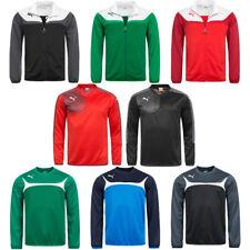 PUMA Herren Training Sweatshirt Jacke Fitness Zipper Fußball Sport S M L XL 2XL