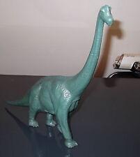 VINTAGE 1984 BRITISH MUSEUM BRACHIOSAURUS INVICTA PLASTICS FIGURE