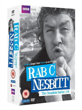 Rab C Nesbitt The Complete Series 1-8 5051561030970 With Gregor Fisher Region 2