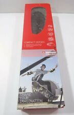 Boxed Manfrotto Compact Series Camera with Photo-Movie Head Kit (MKC3-H01)