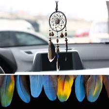 Car Pendant Handicraft Dreamcatcher Feather Hanging Car Rearview Mirror Ornament