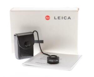Leica 12004 Viewfinder Mangnifier M 1.25X