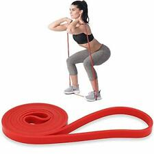 New listing Pull-Up Bands Resistance-Bands Exercise-Bands - Pull up Red (15-35 lbs)