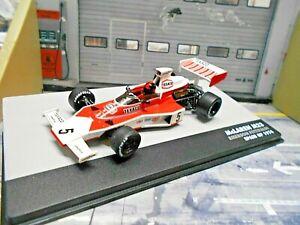 F1 McLAREN M23 Ford Cosworth 1974 #5 Fittipaldi Spanien Spain IXO Altaya SP 1:43