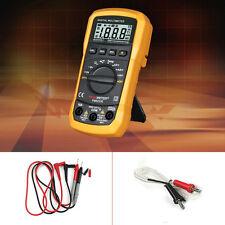 MS8233E LCD Digital Meter Multimeter AC DC Ammeter Voltage Multitester Tester