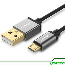 Ugreen - Fast Charging Mobile Phone USB Charger Cable and Data 5V2A Micro USB