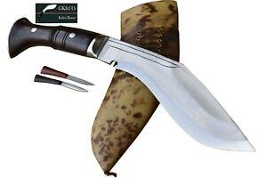 "Genuine Gurkha 10"" Blade Panawal Ankhola kukri-hand made knife- knives In Nepal"