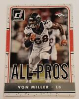 2016 Donruss All Pros Von Miller #12