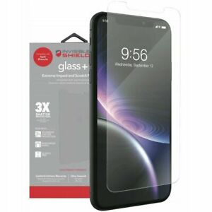 ZAGG Rugged Curved Glass+Eye Protection Screen Protector iPhone 11/12/XR/12 Pro
