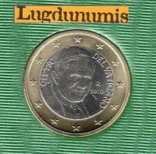 Vatican 2010 - 1 Euro - 94 000 exemplaires Provenant du BU RARE