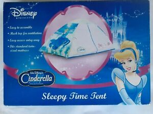 Disney Cinderella Sleepy Time Tent Special Edition NIB