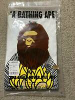 A BATHING APE X DRAGON BALL Z Collabo TEE Size L Goku Gohan Kamehameha