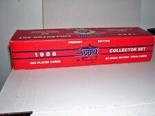 1988 Score Baseball Card Complete Factory Set - Mint  VINTAGE